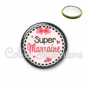 Miroir 56mm Super marraine (005ROS01)