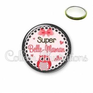 Miroir 56mm Super belle-maman (005ROS02)