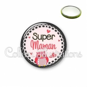 Miroir 56mm Super maman (005ROS02)