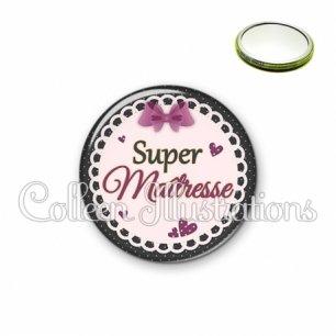 Miroir 56mm Super maîtresse (005VIO01)