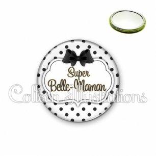 Miroir 56mm Super belle-maman (006BLA01)