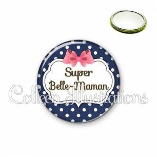 Miroir 56mm Super belle-maman (006BLE06)