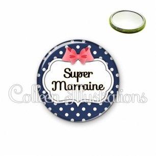Miroir 56mm Super marraine (006BLE06)