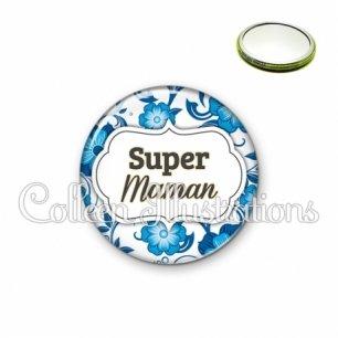 Miroir 56mm Super maman (006BLE11)