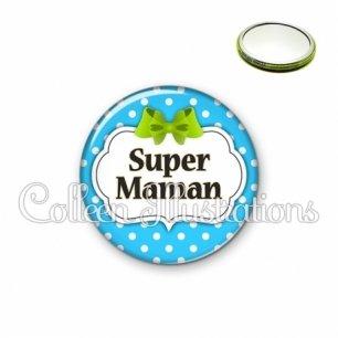 Miroir 56mm Super maman (006BLE20)