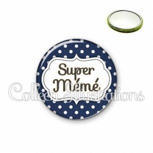 Miroir 56mm Super mémé (006BLE21)