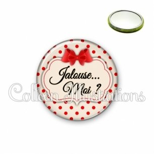 Miroir 56mm Jalouse (006MAR03)