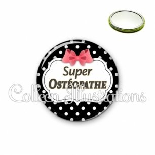 Miroir 56mm Super osthéopathe (006NOI13)