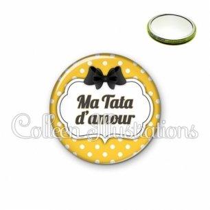 Miroir 56mm Tata d'amour (006ORA05)