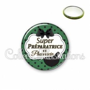 Miroir 56mm Super préparatrice en pharmacie (006VER02)