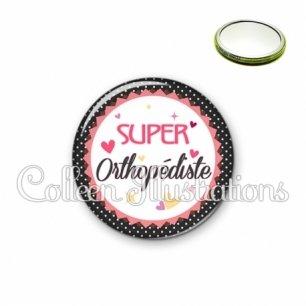 Miroir 56mm Super orthopédiste (007NOI01)