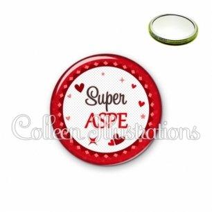 Miroir 56mm Super ASPE (007ROU01)