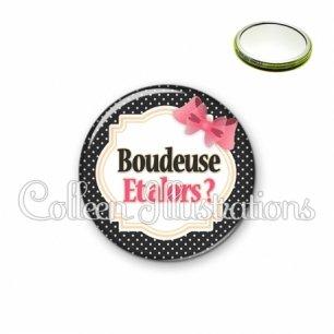 Miroir 56mm Boudeuse (008NOI01)