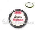 Miroir 56mm Super maman (008NOI02)