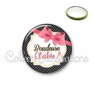 Miroir 56mm Boudeuse (008NOI04)