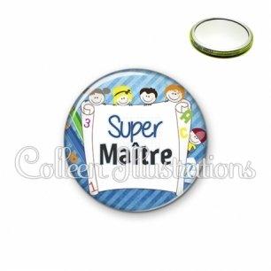 Miroir 56mm Super maître (010BLE01)