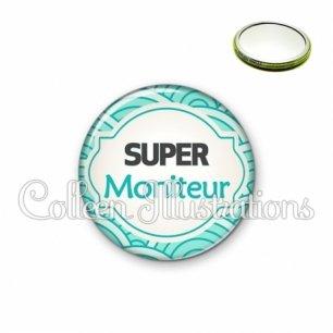 Miroir 56mm Super moniteur (011BLE02)