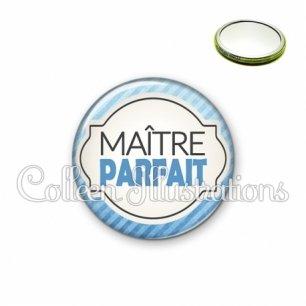 Miroir 56mm Maître parfait (011BLE06)