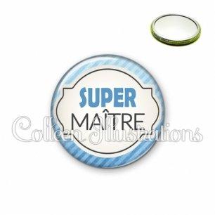 Miroir 56mm Super Maître (011BLE06)