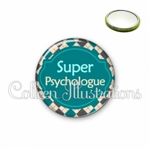 Miroir 56mm Super psychologue (011MUL02)