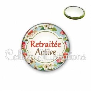 Miroir 56mm Retraitée active (011MUL03)