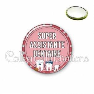 Miroir 56mm Assistante dentaire (012ROS01)