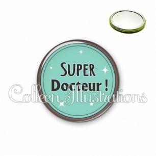 Miroir 56mm Super docteur (012VER01)