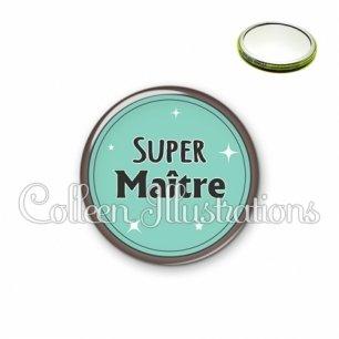 Miroir 56mm Super maître (012VER01)