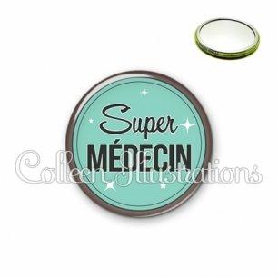 Miroir 56mm Super médecin (012VER01)