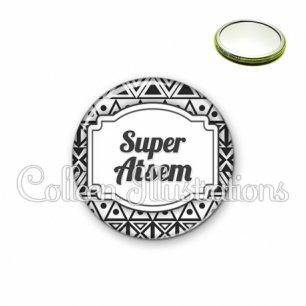 Miroir 56mm Super ATSEM (013BLA01)
