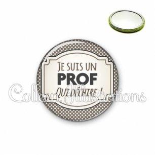 Miroir 56mm Prof qui déchire (013GRI01)