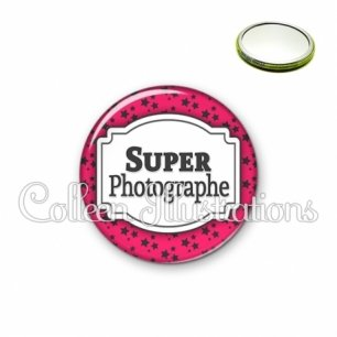 Miroir 56mm Super photographe (013ROS02)