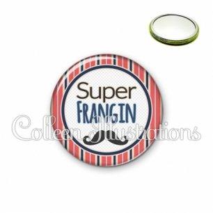 Miroir 56mm Super frangin (016MUL01)