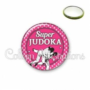 Miroir 56mm Super Judoka (016ROS06)
