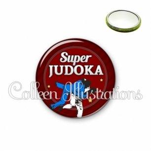 Miroir 56mm Super judoka (016ROU02)