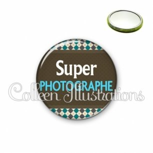 Miroir 56mm Super photographe (019MUL01)
