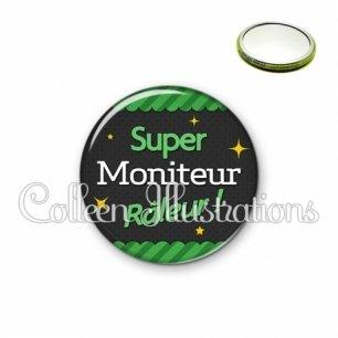 Miroir 56mm Moniteur super râleur (019VER02)