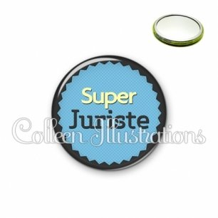 Miroir 56mm Super juriste (024BLE01)