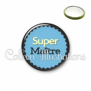 Miroir 56mm Super maître (024BLE01)