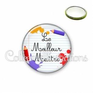 Miroir 56mm Meilleur maître (026MUL02)