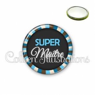 Miroir 56mm Super maître (027BLE01)