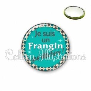 Miroir 56mm Frangin qui déchire (030VER01)