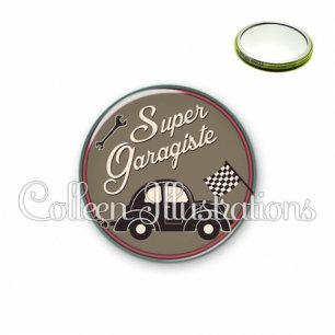 Miroir 56mm Super garagiste (032MAR01)