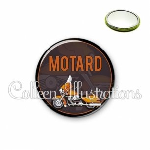 Miroir 56mm Motard (032MAR03)
