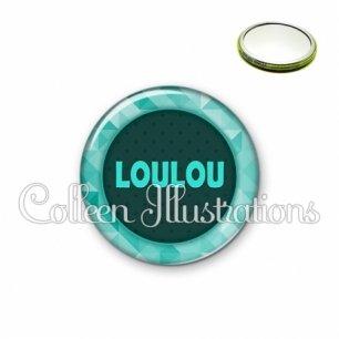 Miroir 56mm Loulou (033VER02)