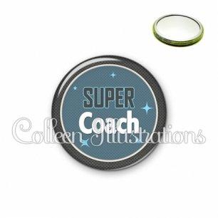 Miroir 56mm Super coach (034BLE01)