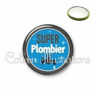 Miroir 56mm Super plombier (034BLE03)
