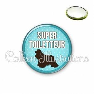 Miroir 56mm Super toiletteur (035BLE01)