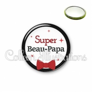 Miroir 56mm Super beau-papa (036NOI01)
