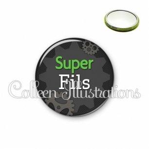 Miroir 56mm Super fils (038GRI01)